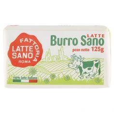 Fattoria Latte Sano Burro Latte Sano 125 g