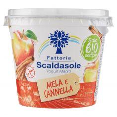 FATTORIA SCALDASOLE-Fattoria Scaldasole Yogurt Magro Mela e Cannella 250 g