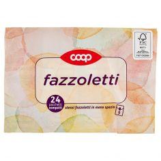 Coop-fazzoletti 24 pz
