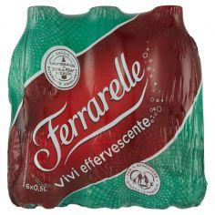 FERRARELLE-Ferrarelle 6 x 0,5 L