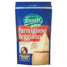 FERRARI-Ferrari Parmigiano Reggiano DOP Grattugiato Fresco 100 g
