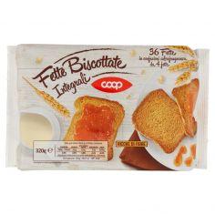 Coop-Fette Biscottate Integrali 36 Fette 320 g