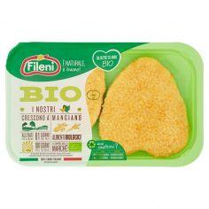 FILENI BIO-Fileni Bio Cotolette di Petto di Pollo Bio 0,220 kg