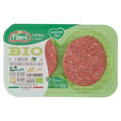 FILENI-Fileni Bio Hamburger di Tacchino Bio 0,200 kg