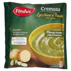 FINDUS-Findus Cremosa Zucchine e Patate con Zucca 600 g