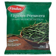 FINDUS-Findus Fagiolini Primavera 450 g
