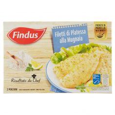 FINDUS-Findus Filetti di Platessa alla Mugnaia 250 g