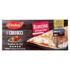 A REGOLA D¿ARTE I CARTOCCI-Findus I Cartocci Branzino all'Acqua Pazza 310 g