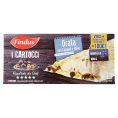 A REGOLA D¿ARTE I CARTOCCI-Findus I Cartocci Orata con Capperi e Olive 310 g