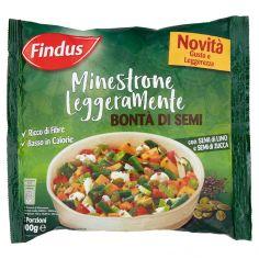 FINDUS-Findus Minestrone Leggeramente Bontà di Semi 600 g