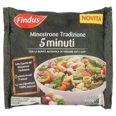 FINDUS-Findus Minestrone Tradizione 5 minuti IGP 600g