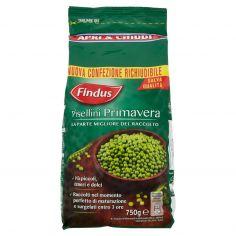 FINDUS-Findus Pisellini Primavera 750g