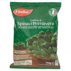 FINDUS-Findus Spinaci Primavera 750 g