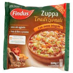 FINDUS-Findus Zuppa Tradizionale con Avena Integrale500g