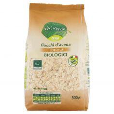 Coop-fiocchi d'avena Integrale Biologici 500 g