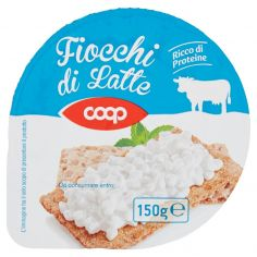 Coop-Fiocchi di Latte 150 g