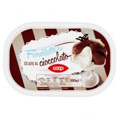 Coop-Fiordilatte e Gelato al cioccolato 500 g
