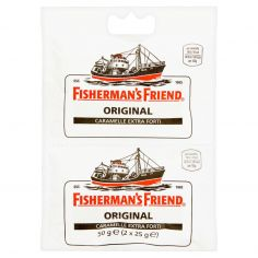 FISHERMAN'S FRIEND-Fisherman's Friend Original caramelle extra forti 2 x 25 g