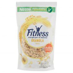 FITNESS-FITNESS GRANOLA MIELE Cereali croccanti al gusto miele 300g