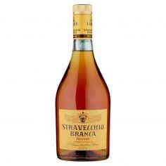 STRAVECCHIO-Flli Branca Distillerie Stravecchio Branca Brandy Riserva Speciale 70 cl