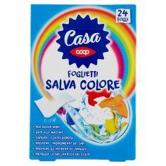 Coop-Foglietti Salva Colore 24 pz