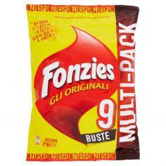 FONZIES-Fonzies 212 g - Multipack 9 buste