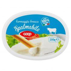 Coop-formaggio fresco Spalmabile 200 g