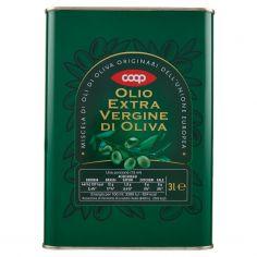 Coop-Olio Extra Vergine di Oliva 3 l