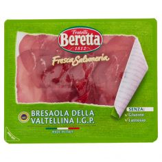 BERETTA-Fratelli Beretta Fresca Salumeria Bresaola della Valtellina I.G.P. 100 g