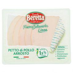 BERETTA-Fratelli Beretta Fresca Salumeria Linea Petto di Pollo Arrosto 130 g