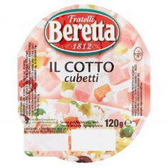 BERETTA-Fratelli Beretta Il cotto cubetti 120 g