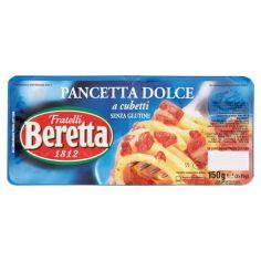 BERETTA-Fratelli Beretta Pancetta dolce a cubetti 2 x 75 g