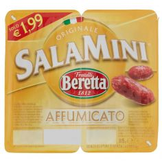 BERETTA-Fratelli Beretta SalaMini Affumicato 85 g