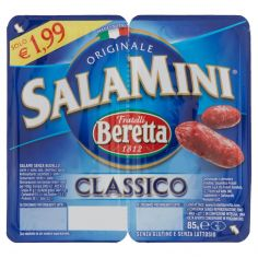 BERETTA-Fratelli Beretta SalaMini Classico 85 g