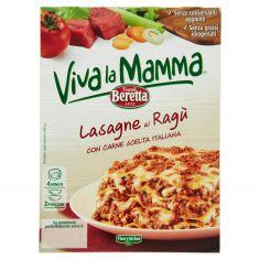VIVA LA MAMMA-Fratelli Beretta Viva la Mamma Lasagne al Ragù 400 g