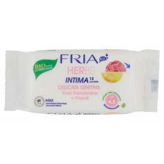 FRIA-Fria Bio Herbs Intima Delicata Lenitiva 12 pz