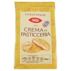 Coop-Frolle Ripiene con Crema di Pasticceria 200 g