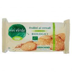 Coop-frollini ai cereali Biologici 2 x 250 g