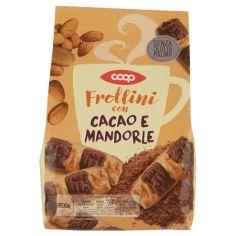 Coop-Frollini con Cacao e Mandorle 500 g