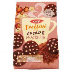 Coop-Frollini con Cacao e Nocciole 500 g