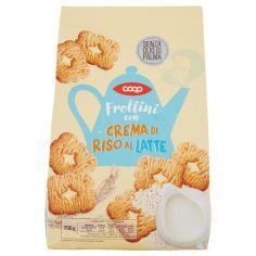 Coop-Frollini con Crema di Riso al Latte 700 g