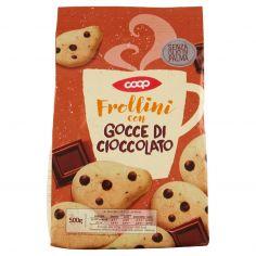 Coop-Frollini con Gocce di Cioccolato 500 g