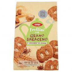Coop-Frollini con Grano Saraceno e Zucchero di Canna 700 g