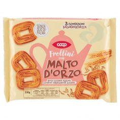 Coop-Frollini con Malto d'Orzo 330 g