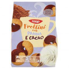 Coop-Frollini con Panna e Cacao 500 g