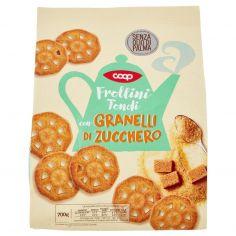 Coop-Frollini Tondi con Granelli di Zucchero 700 g