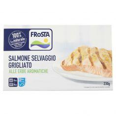 FROSTA-Frosta Salmone Selvaggio Grigliato alle Erbe Aromatiche 230 g