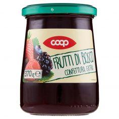 Coop-Frutti di Bosco Confettura Extra 370 g
