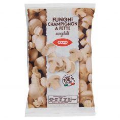 Coop-Funghi Champignon a Fette surgelati 450 g