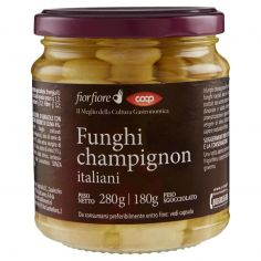 Coop-Funghi champignon italiani 280 g